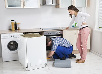 Appliance repair in your home